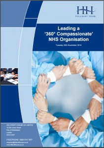 Leading a 360 Compassionate NHS Organisation