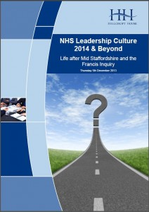 NHS Leadership Culture 2014 & Beyond